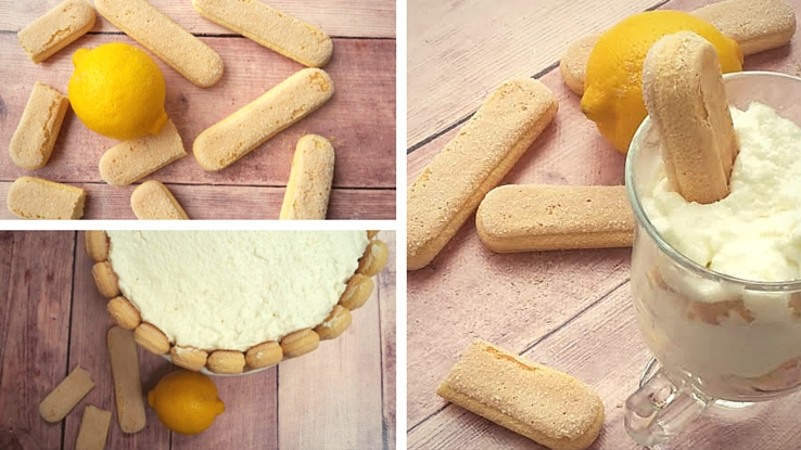 citromtorta a hűtőből