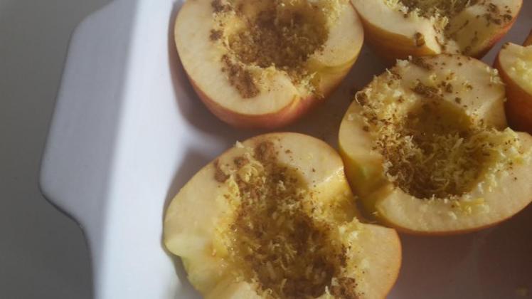 illatos almavariációkkal
