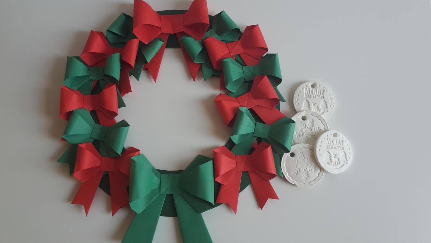 Origami Bow Folding Instructions | 786x1397