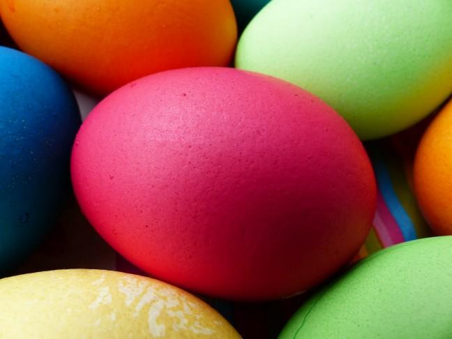 kezdő tojásfestés