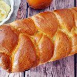 Foszlós kalács a húsvéti asztalra