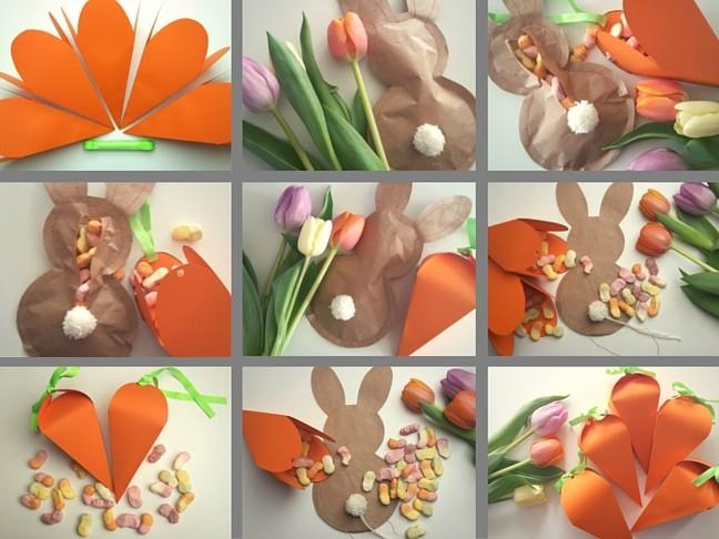 kreatív ötletek húsvétra