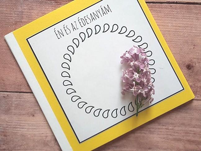 könyv anyák napjára