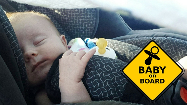 warning baby on board