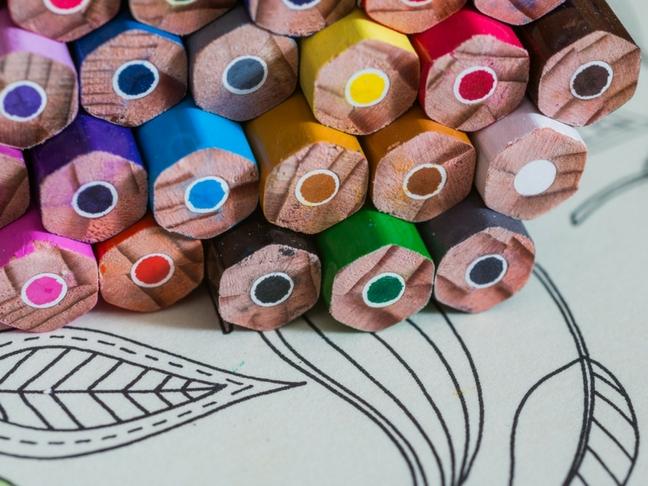 kreatív színező