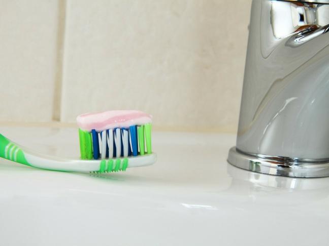 brushing teeth fun