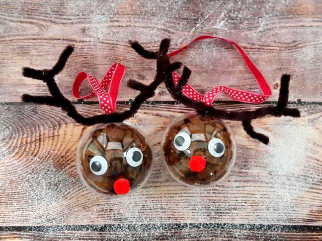 karácsonyi rénszarvas