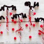 A karácsonyi vásárok sztárja: rénszarvas nyalóka