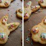 Húsvéti nyuszis keksz egyszerűen