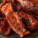 How to Make a Simple Bacon Jerky For Your Kids