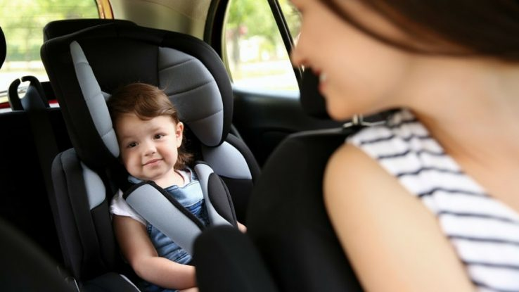 The Benefits of Child Restraint Systems