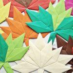 Itt van az ősz: dekoráljunk falevelekkel!
