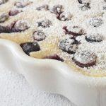 Krémes kényeztetés: áfonyás pite