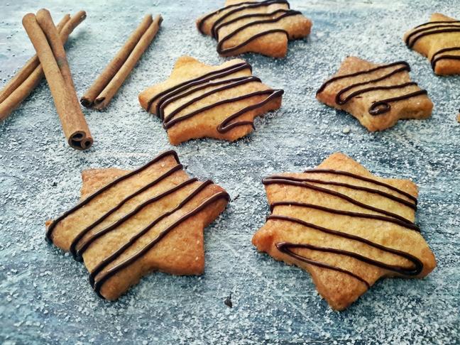 fahéjas keksz