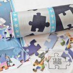 Reszkessetek mütyürök: DIY puzzle tároló