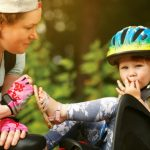 When is the Best Time to Put Your Baby on Your Bike?
