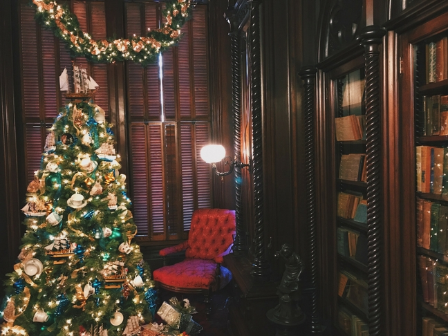 Christmas colour