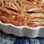 Az alma ünnepe: duplán almás sütemény Zétől