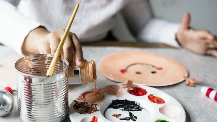 mess-free crafting