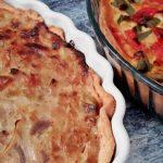 Te&én a konyhában: egy quiche francia, ha kell a változatosság