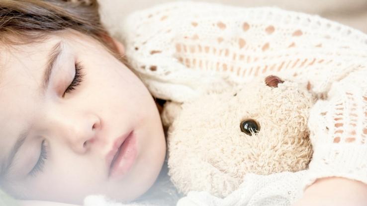 science behind kids sleep