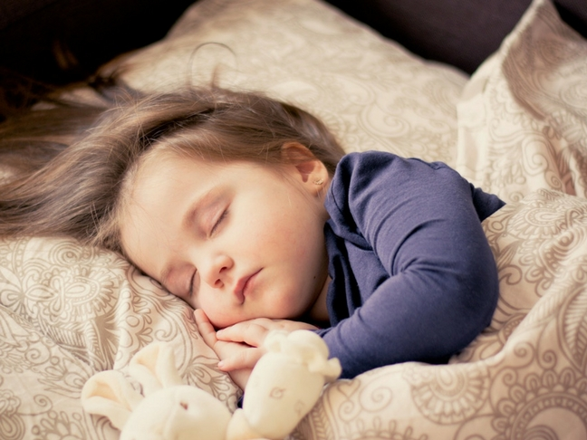 science behind kids sleep