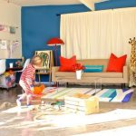 Transforming a Garage into a Playroom