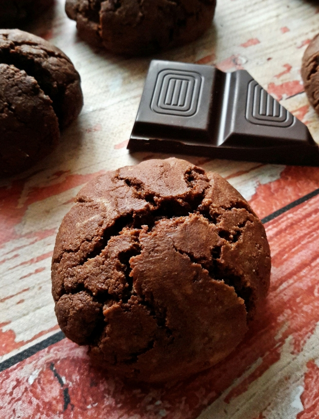 csokis-kekszes habcsók
