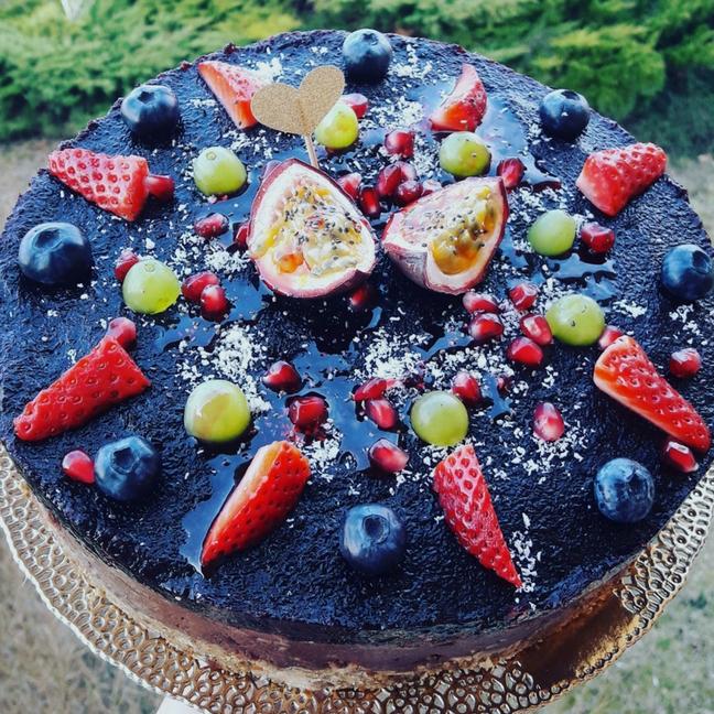 vegán torták