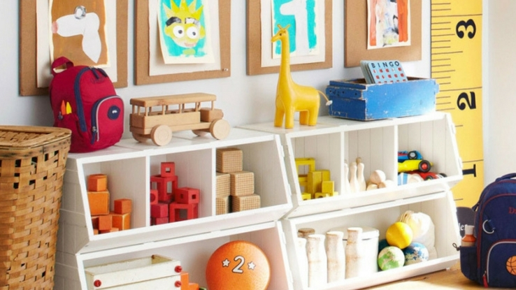 toys decluttering