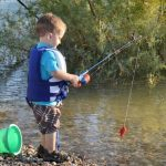 Teaching Your Kids to Fish: Six Tips for Success