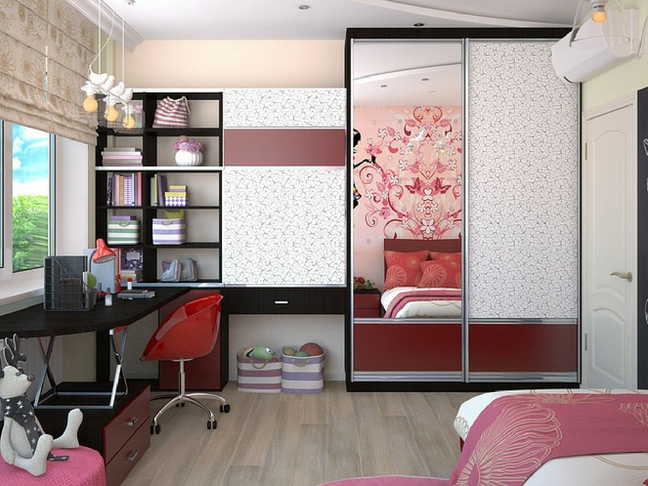 redesign a room