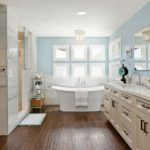 How to Design a Practical Large Family Bathroom