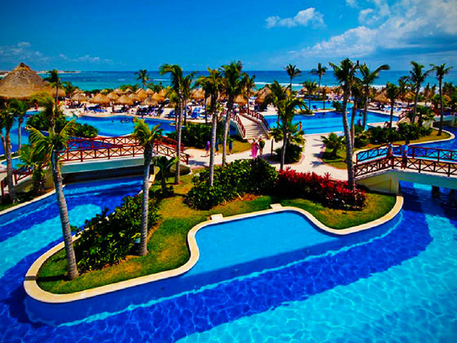Quintana Roo family resorts