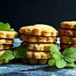 Csak fűszeresen: bazsalikomos-sajtos keksz