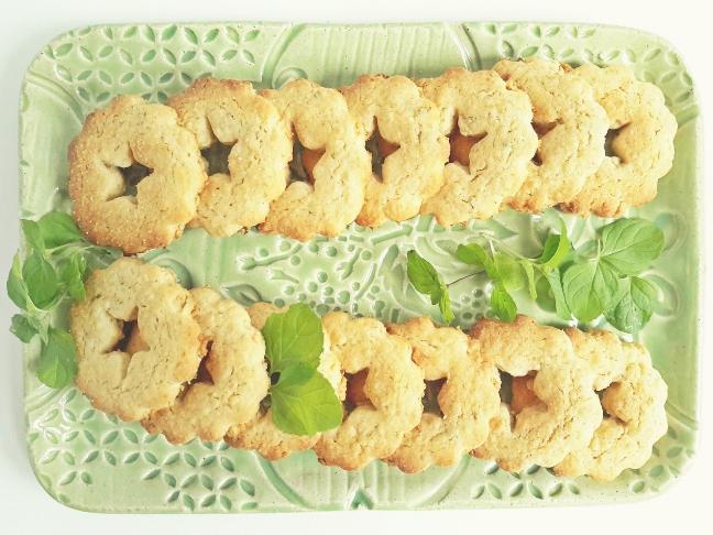 bazsalkomos-citromos keksz