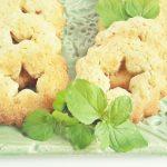 Kekszmánia: bazsalikomos-citromos keksz