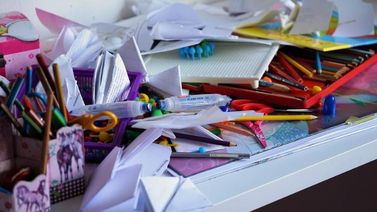 clutter affects