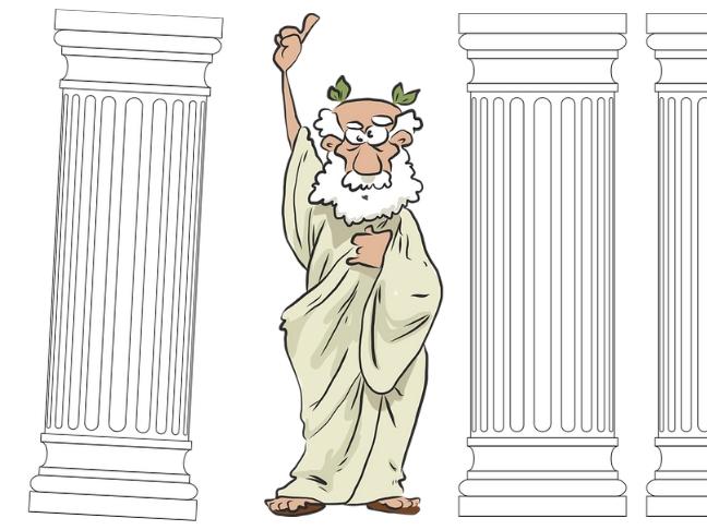 Zeusz, a klasszikus görög