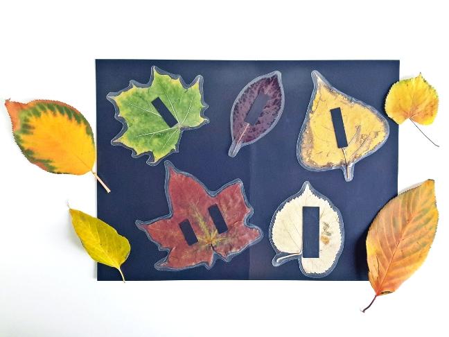 faleveles őszi dekor