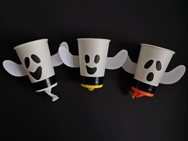 szellemes Halloween