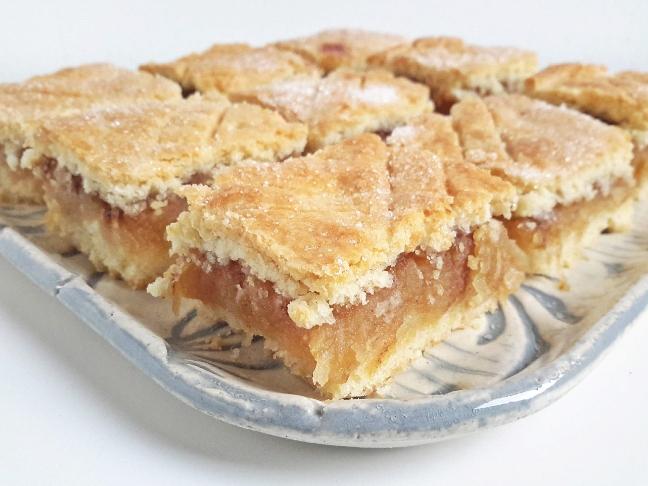régimódi almás pite