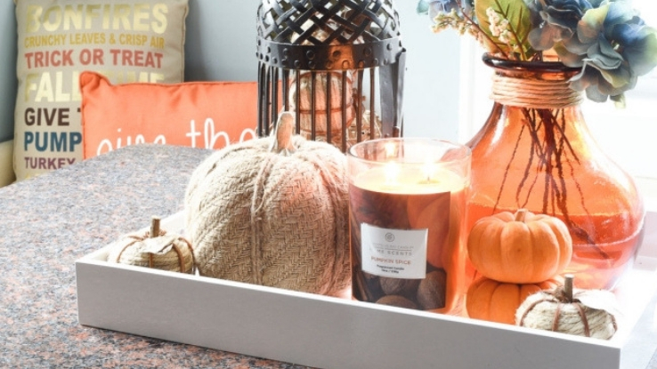 fall decoration ideas for home