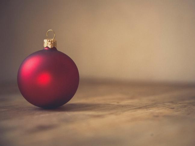 karácsony takaréklángon