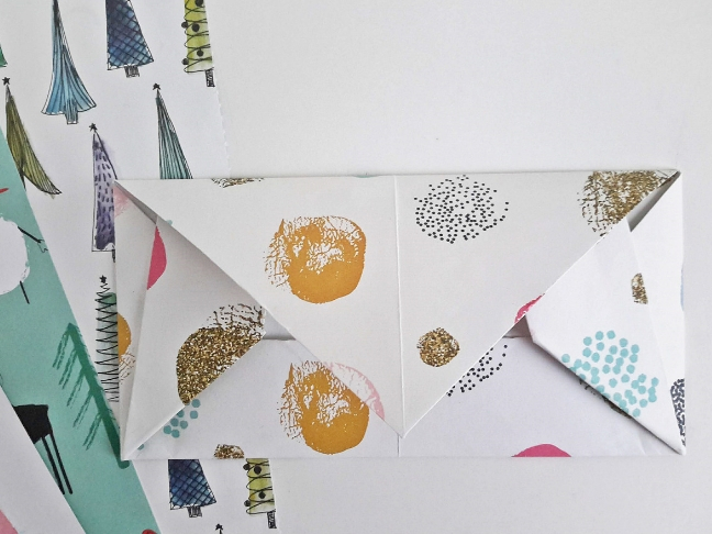 origami boríték