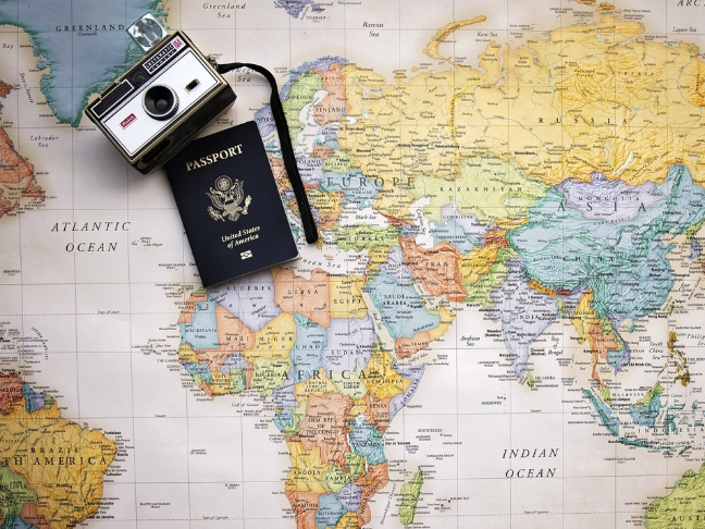 planning overseas travel