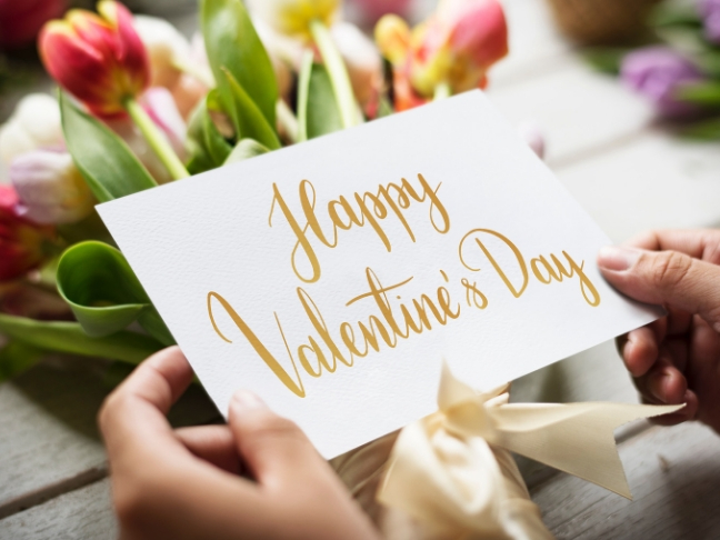 celebration Valentine's Day