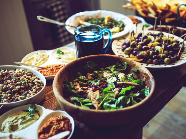 travel and eat local food