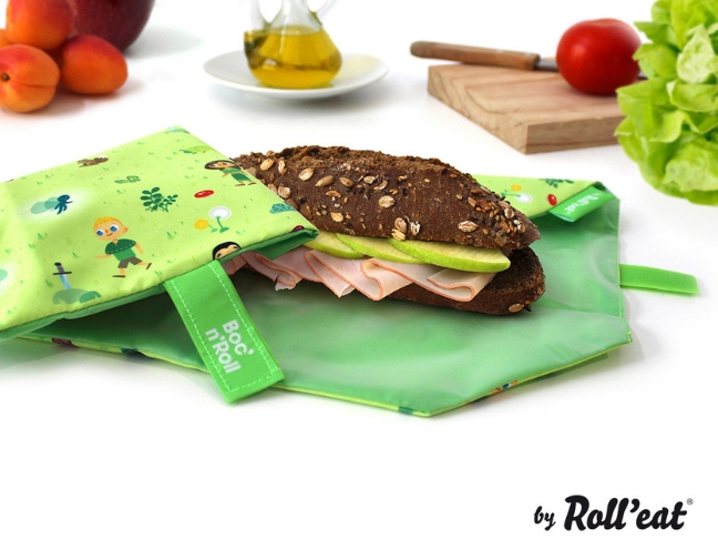 innovative packaging Roll'eat