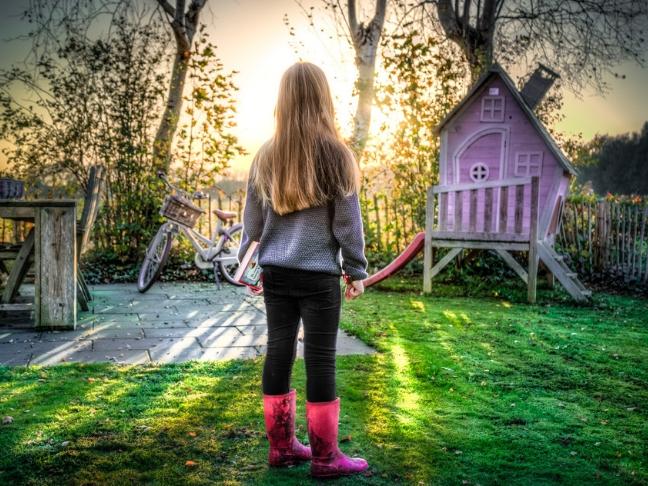 transform backyard for kids